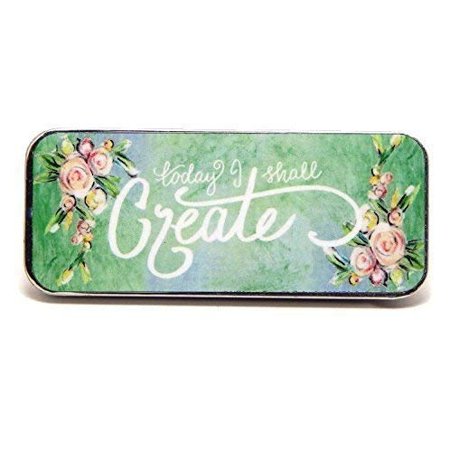 Magnetic Sewing Needle Case Today I Shall Create
