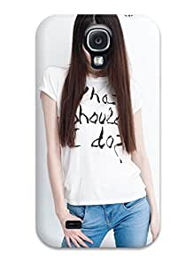 Perfect Sui He Case Cover Skin For Galaxy S4 Phone Case