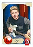 One Direction trading card #45 Niall Horan