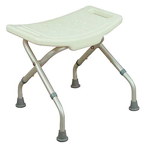 Mobiclinic, Delta, Silla o taburete de bano, de ducha, ortopedica, altura regulable, respaldo, reposabrazos, conteras antideslizantes