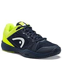HEAD Revolt Pro 2.5 Junior Tennis Shoe (Blue/Yellow)