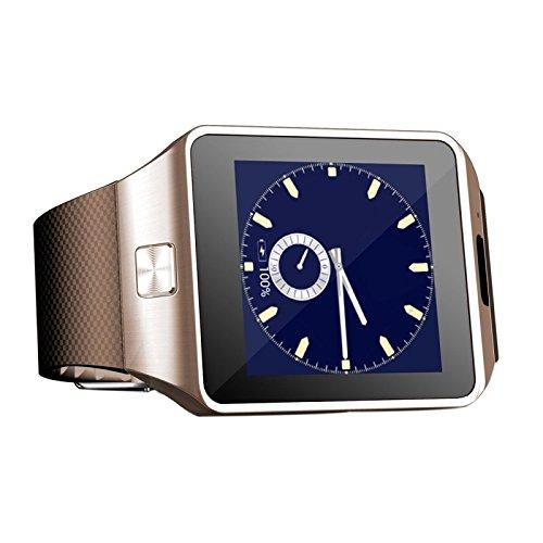 QW09 reloj inteligente teléfono, 4 GB + 512 MB, pantalla LCD de 1.54 pulgadas, pantalla táctil capacitiva Android 4.4.2 MTK6572 A Dual Core, 1.2 GHz, ...