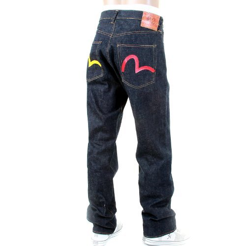 Evisu Limited edition 2001C MADE IN JAPAN EVIS7113 denim jeans