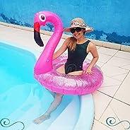 Boia Flamingo Ring 120cm
