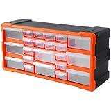 Tactix 22 Drawer Cabinet, Storage and Hardware Parts Organizer | 320632