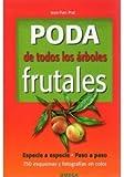 Poda De Todos Los Arboles Frutales, J.