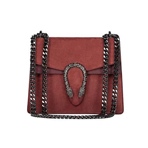 Gucci Red Handbag - 4