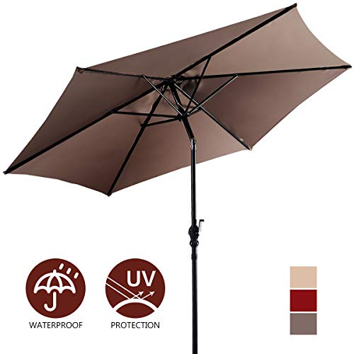Giantex 9ft Patio Umbrella
