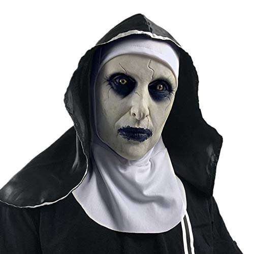 Halloween Mask Horror Scary Full Head mask Cosplay Costume Mask -