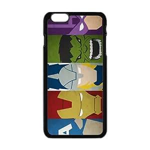 QQQO The Avengers Cell Phone Case for Iphone 6 Plus Kimberly Kurzendoerfer