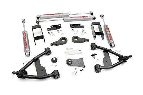 91 s10 blazer lift kit - 5