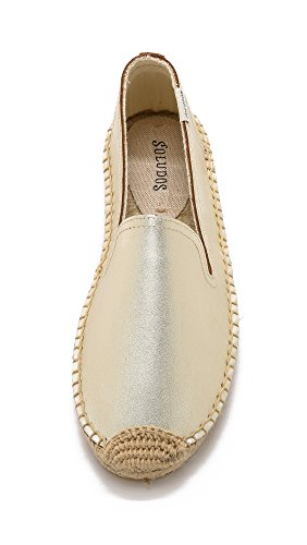 Smoking Soludos Smoking Women's Women's Slipper Soludos Slipper Platinum Platinum 4xwRaqEqTF