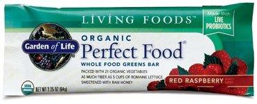 Perfect Food Red Raspberry Garden