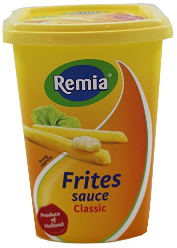 Remia Frites (French Fry) Sauce Classic, 20 oz