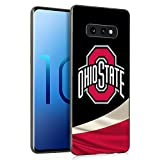 Slim Fit Samsung Galaxy S10e Case (2019),Football Game Teams Badge Sports Thin Plastic Full Protection Matte Finish Grip Phone Cover Case for Samsung Galaxy S10e Black, Oct8 36