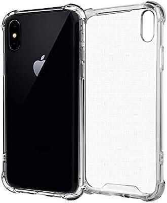 MyGadget Funda Slim para Apple iPhone X XS en Silicona Protector ...