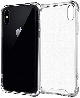 Funda iPhone Xs iPhone X Fuleadture [Compatible con Carga