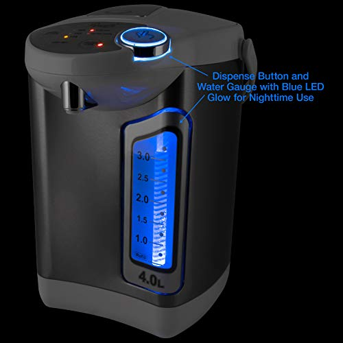 Boiler Warmer, Liter Stainless Steel / R-HAP-15002
