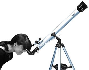 Orbinar eq refraktor teleskop achromat fernrohr amazon
