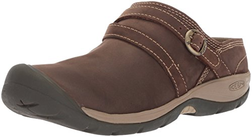 Image of KEEN Women's Presidio II Mule-W Hiking Shoe, Infield/Cornstalk, 11 M US