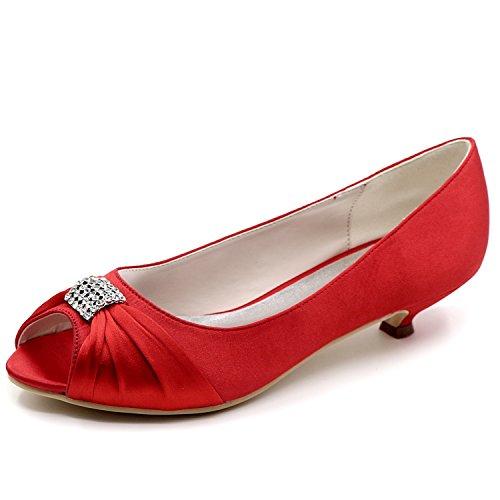 De del Boda O De Las del Zapatos De Sat Oto Partido Elobaby Mujeres p8qPHA