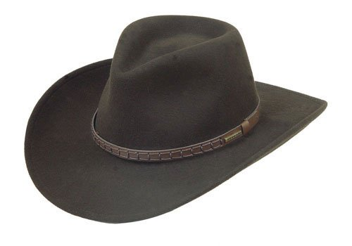 Stetson Mens Sturgis Pinchfront Crushable product image