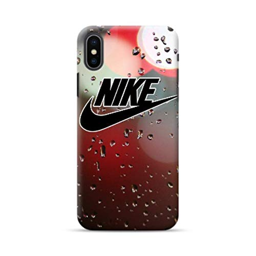 Inspired by Nike phone case Nike iPhone case 7 plus X XR XS Max 8 6 6s 5 5s se Nike Samsung galaxy case s9 Plus note 9 8 s8 s7 edge s6 s5 s4 gift art cover drops logo print plastic ()