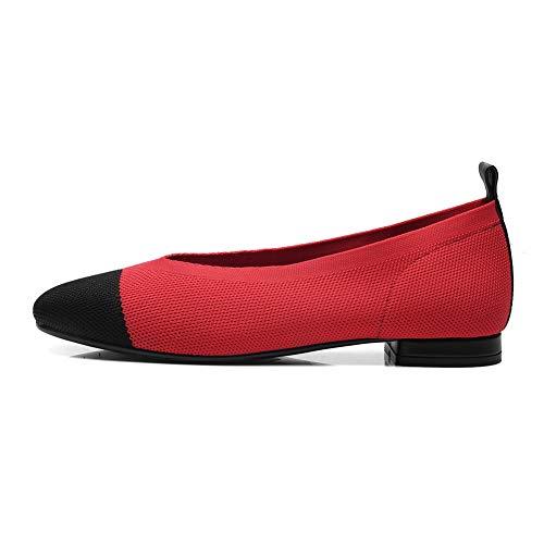 Sandalias Cuña Mujer Red 1to9 Con Mms06418 07U4x4