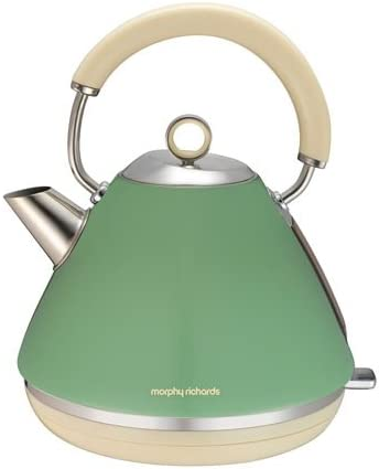 Pyramid Kettle Sage Green: Amazon.co.uk