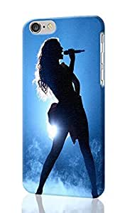 "SUUER Best Beyonce iPhone 6 - 5.5 inches Plus Case , Designer Personalized Custom Plastic Hard CASE for iPhone 6 Plus (5.5"") Durable New Style Rough Skin 3D Case Cover"