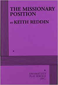 Would the missionary position by keith reddin