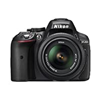 Nikon D5300 Digital SLR Camera with 18-55mm Zoom Lens