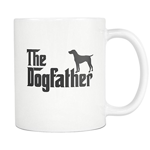 German Shorthaired Pointer DogFather Coffee Mug Funny for sale  Delivered anywhere in USA