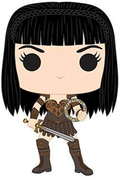 Funko Figura Pop Xena, Multicolor (40357): Amazon.es: Juguetes y ...