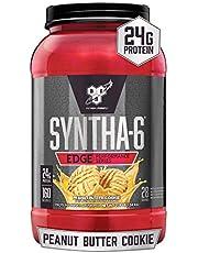 BSN SYNTHA-6 EDGE Protein Powder, with Hydrolyzed Whey, Micellar Casein, Milk Protein Isolate, Low Sugar