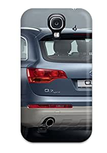 New Fashion Premium Tpu Case Cover For Galaxy S4 - Audi Q7 6