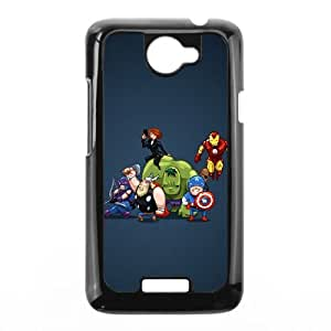 The Avengers HTC One X Cell Phone Case Black phone component RT_287263
