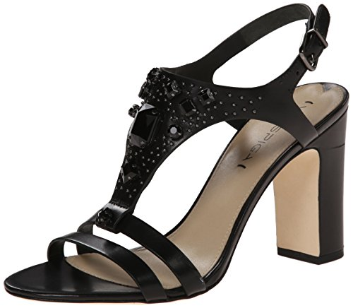 Via Spiga Womens Alec Dress Sandal Black