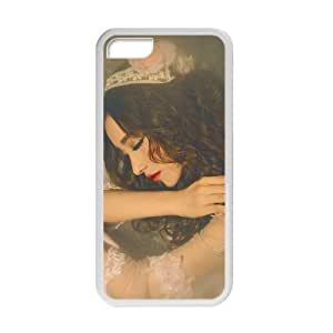 Welcome!Iphone 5C Cases-Brand New Design Beautiful Girl In White Dress Printed High Quality TPU For Iphone 5C 4 Inch -04