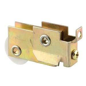 Slide-Co 131489 Sliding Door Roller Assembly, 1-1/4-Inch Nylon Ball Bearing
