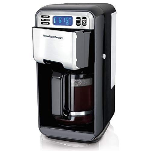 Hamilton Beach 46205 Programmable Coffee Maker, Standard ()