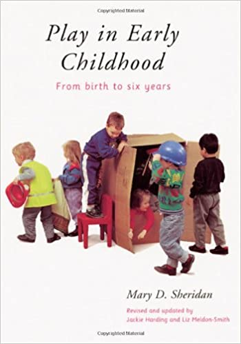 Buy Play In Early Childhood From Birth To Six Years Book Online At