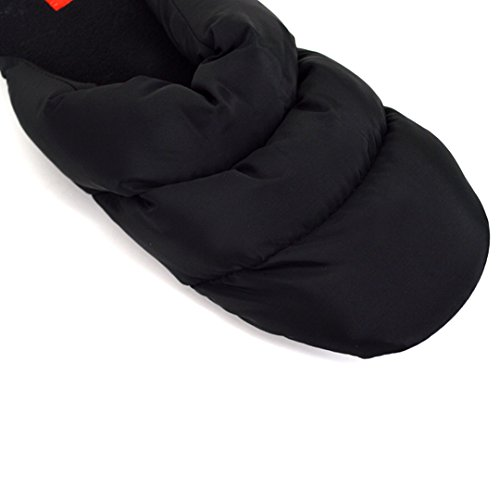 Pantofole Da Donna In Cotone Caldo Inverno Pantofole Da Uomo In Cotone Monique Pantofole Pantofole Amanti Di Spessore Nero