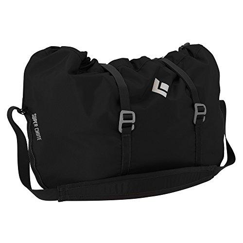 Black Diamond Super Chute Rope Bag, Black, One Size