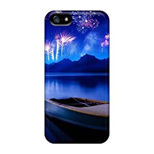 Snap On Hard Cases Covers Celebrate New Years Eve Protector For Iphone 5/5s