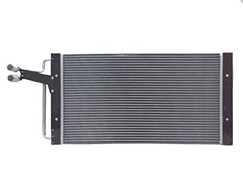(Sunbelt A/C AC Condenser For GMC Sonoma Chevrolet S10 4560 Drop in Fitment)