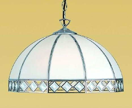 Lights4less Tiffany BV48PCH - Pantalla biselada para lámpara ...
