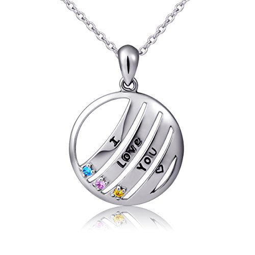 ATHENAA Sterling Valentines Girfriend Necklace product image