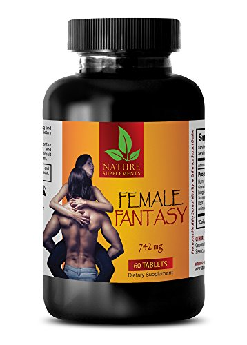 Female sex enhancements pill - FEMALE FANTASY (LIBIDO BOOSTING FORMULA) - Tongkat ali pills - 1 Bottle 60 Tablets by NATURE SUPPLEMENTS