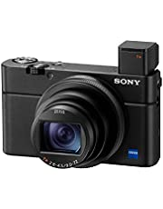 Sony RX100 VI Cyber-Shot DSC-RX100, Digitale Camera, Zwart